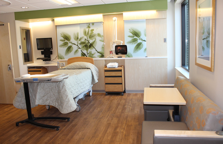New Labor & Delivery Suite